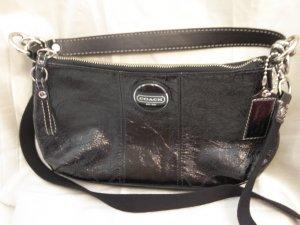 BRAND NEW COACH Patent Signature Leather SDemi Crossbody tote handbag purse - Style #15141