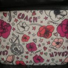 "COACH KYRA POPPY PRINT iPAD TABLET 10"" SLEEVE CASE"