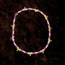 Orchid Hearts: Anklet