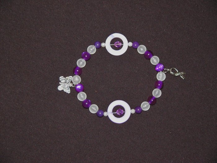 Circles of Hope: Bracelet - Stretch Without A Clasp