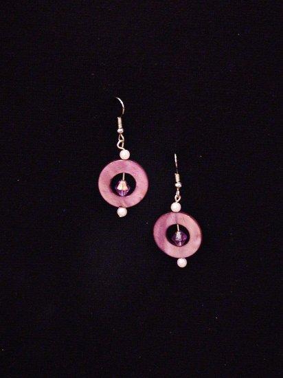 Circles of Hope Earrings: Short Circles