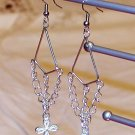 Crosses & Chains Earrings