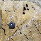 Black Buttercup - Full Jewelry Set