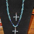 Turquoise Drops 4-Piece Set