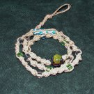 Spiral Hemp Necklace
