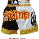 Muay Thai Boxing shorts  (Satin)  KTBSS-059