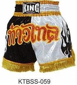 Muay Thai Boxing shorts  (Satin)  KTBSS-059