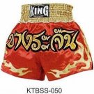 Muay Thai Boxing shorts  (Satin)  KTBSS-050