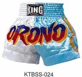 Muay Thai Boxing shorts  (Satin)  KTBSS-024 ORONO!!
