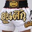 Muay Thai Boxing shorts  (Satin)  TKTBS-026
