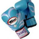TWINS FANCY GLOVES (FBGV-9) Light blue