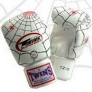 TWINS FANCY GLOVES (FBGV-8) White