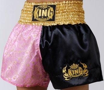 Muay Thai Boxing shorts  (Satin)  TKTBS-010
