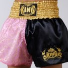 Muay Thai Boxing shorts  (Satin)  TKTBS-010