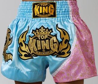 Muay Thai Boxing shorts  (Satin)  TKTBS-014