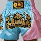 Muay Thai Boxing shorts  (Satin)  TKTBS-014
