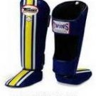 Twins Fancy Shin guards100% genuine leather FSG-3 (LUMPINEE) MADE TO ORDER