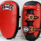 Kicking pads (TK-KPP) Professional Straight and Buckle By Top King
