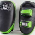Kicking pads (TK-KPU) Ultimate Curve and Velcro By Top King
