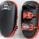 Kicking pads (TK-KPU) Ultimate Straight and Buckle By Top King