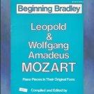Beginning Bradley Leopold & Wolfgang Mozart Original Piano Solos