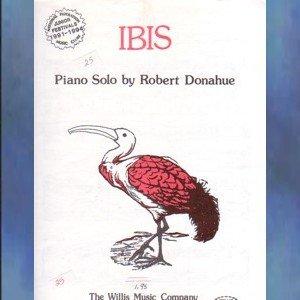 Ibis Late Elementary Piano Solo Robert Donahue