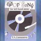 Pop Song For Left Hand Alone Level 3 Piano Solo