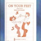 On Your Feet Early Intermediate Piano Remi Bouchard