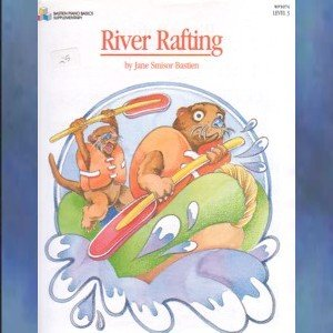 River Rafting Level 3 Piano Solo Jane Bastien
