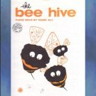 The Bee Hive Early Intermediate Piano Solo Hansi Alt