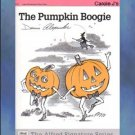 The Pumpkin Boogie Halloween Piano Solo Alexander