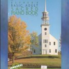 Alfred's Basic Adult Sacred Piano Book Level Two
