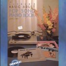 Alfred's Basic Adult Pop Song Piano Book Level 2