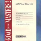 Road to the Masters 2 Solo Piano Donald Beattie