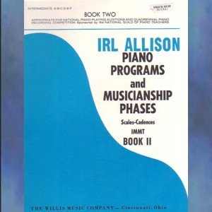 Piano Programs And Musicianship Phases Book Two