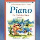 Alfred's Basic Ear Training Book Level 2