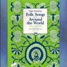 Sight Reading Folk Songs From Around The World Paul Sheftel