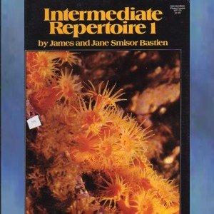 Bastien Intermediate Piano Course Repertoire 1