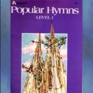 Bastien Popular Hymns Level 1 Piano Solos