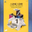 Bastien Piano Basics A Line A Day Sightreading Level 4
