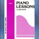 Bastien Piano Library Piano Lessons Level 1