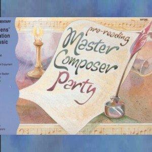 Bastien's Invitation To Music Master Composer Party