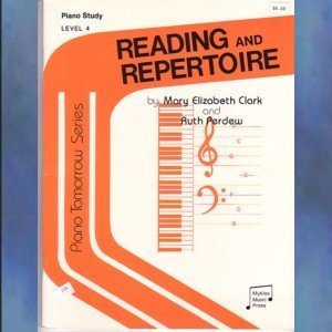 Piano Tomorrow Series Reading And Repertoire Level 4
