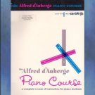 The Alfred d'Auberge Piano Course Lesson Book Book Five