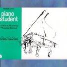 David Carr Glover Piano Library Piano Student Primer