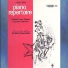 David Carr Glover Piano Library Repertoire Level 2
