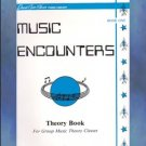 David Carr Glover Piano Library Music Encounters Book 1