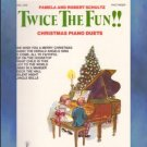 Twice The Fun!! Christmas Piano Duets Level 1