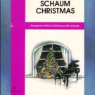 Schaum Christmas The Purple Book (C) Solo Piano
