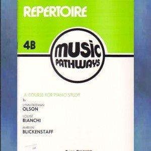 Music Pathways Repertoire 4B Lynn Freeman Olson